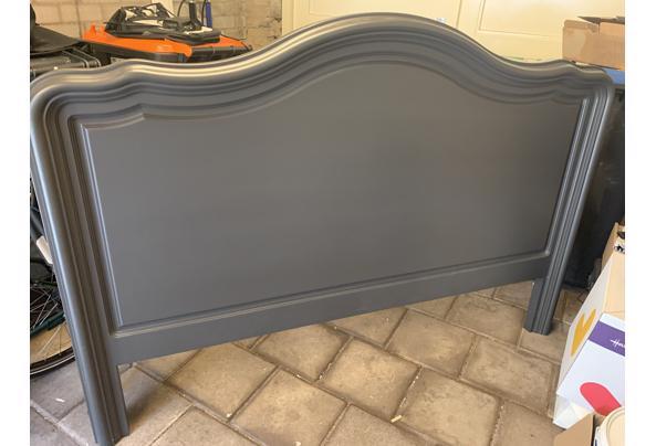 Houten bedhoofd board - IMG_3340