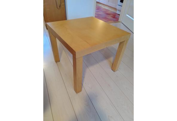 Ikea lack bijzet tafel lichte houtkleur - IMG_20210915_192235