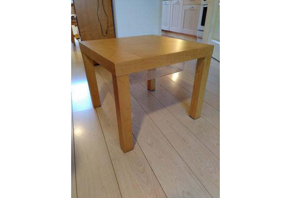 Ikea lack bijzet tafel lichte houtkleur - IMG_20210915_192243