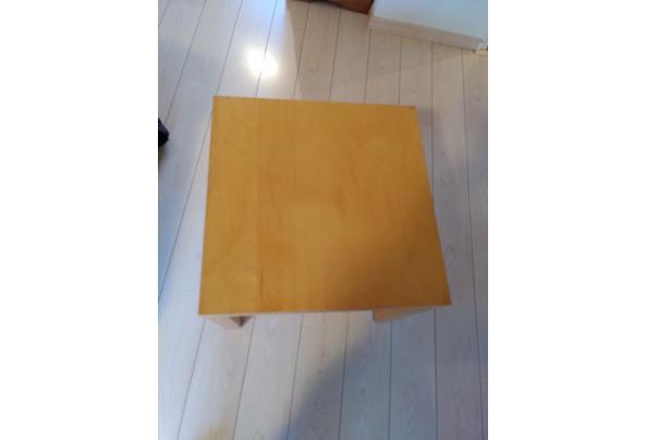 Ikea lack bijzet tafel lichte houtkleur - IMG_20210915_192250