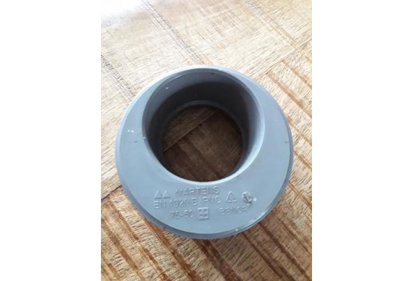 Riool Y stuk 110mm hoek 45 - 1615305254761627667368246795036