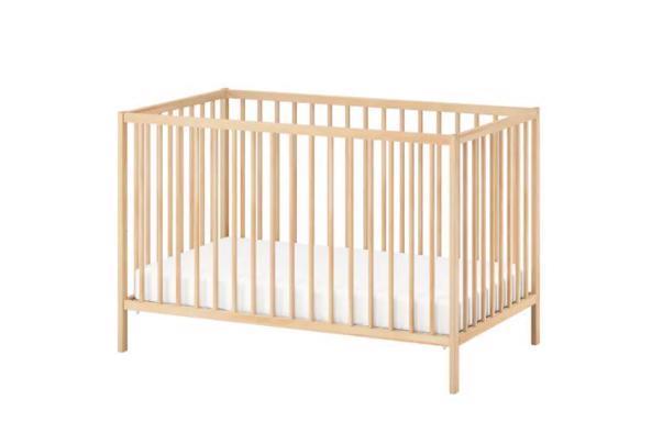 baby bedje Ikea SNIGLAR - bed-Ikea