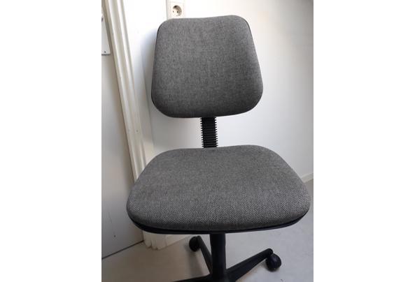 Bureaustoel verrijdbaar 43 - 57 hoog - 20210319_124448