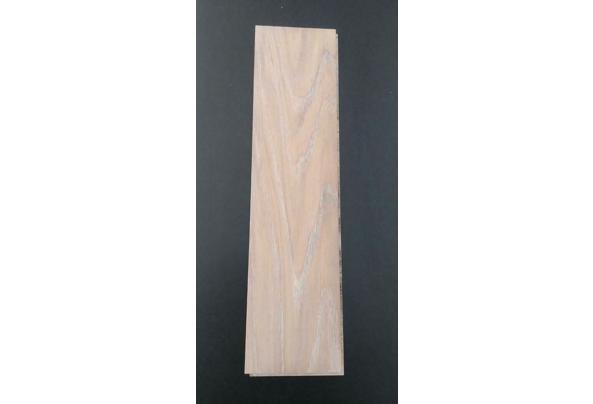 Eik 13x52 visgraat multiplank ~4m2 restpartij - bruyn_1