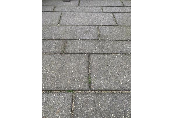 Tuintegels - Grijs - maten 59x15cm en 59x27cm  - tuintegels3