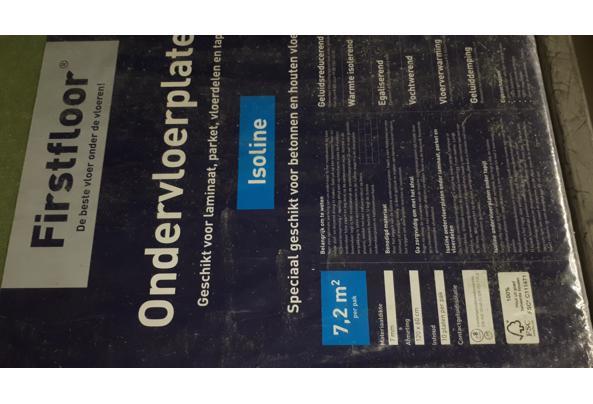 ondervloerplaten firstfloor 6 vierkante meter - 20210428_212712