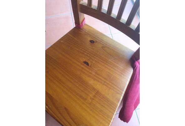 Eettafel met zes stoelen - 4CA8342F-025B-4BC9-9E60-02FD324DF515