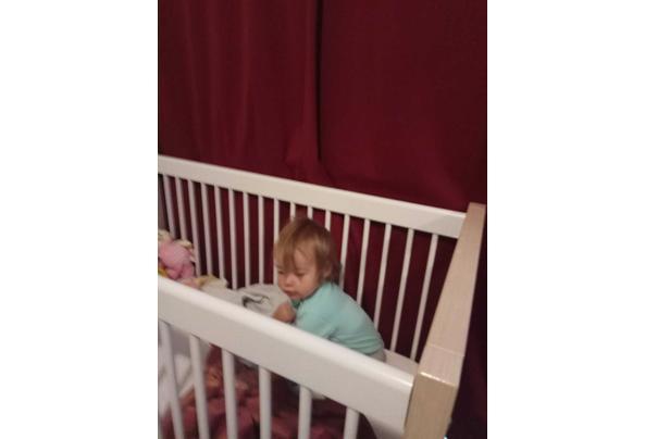 Baby bedje met matras - bed