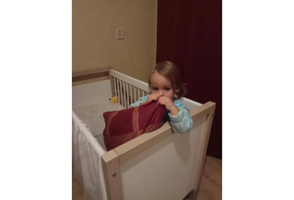 Baby bedje met matras - bed2