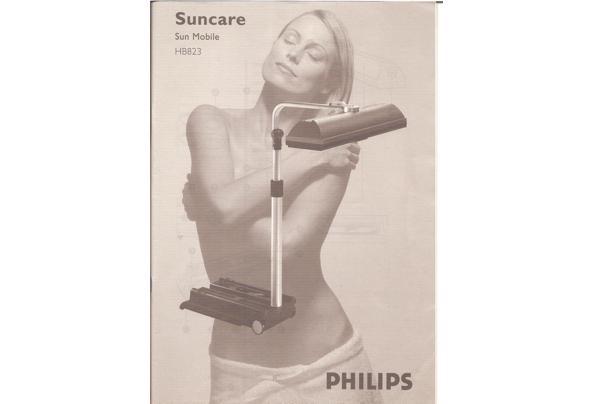 Solarium, opvouwbaar, van Philips - solarium-001