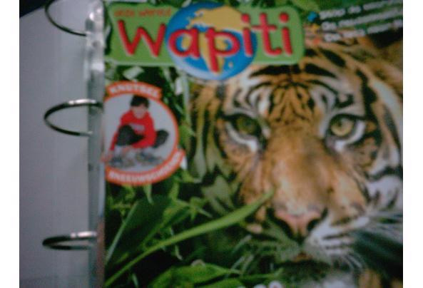 Wapiti tijdschriften 1990 - 2013 - IM000004-(1)