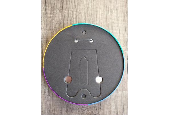 Grote button 40e verjaardag - 16150174210402386456857703837039