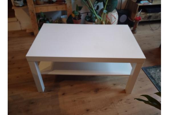 Witte IKEA salontafel - IMG20210118091144
