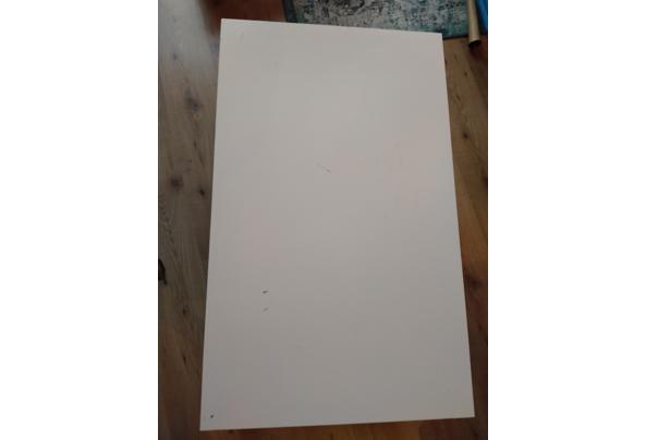 Witte IKEA salontafel - IMG20210118091205