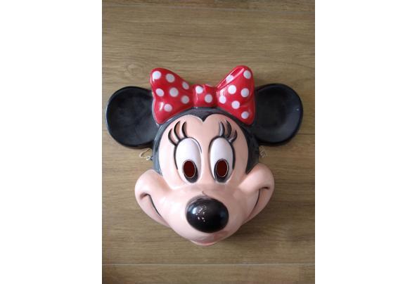 Minni Mouse masker - 16193570550104286211528759274553