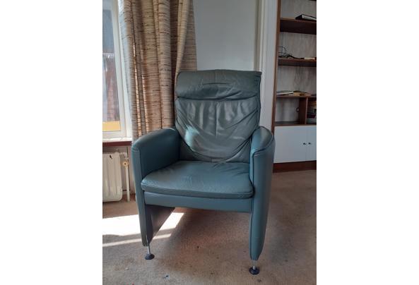Leren fauteuil - 20210417_133622