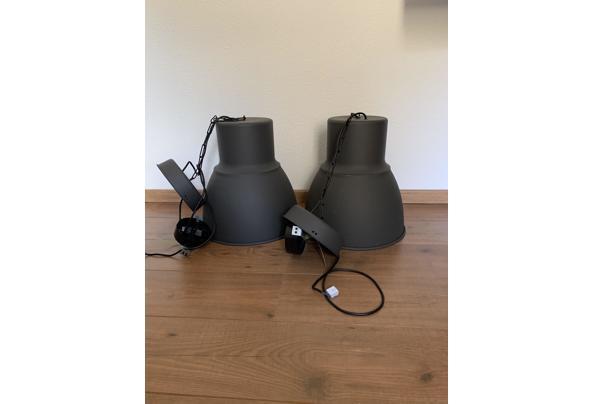 2 hanglampen  - FBA492C7-8352-4425-8D4C-33A2891E0177