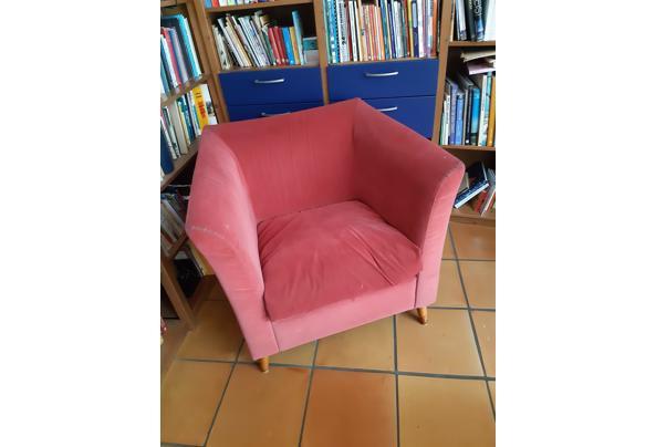 Twee zit-stoelen - 20210331_163315
