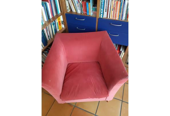 Twee zit-stoelen - 20210331_163330