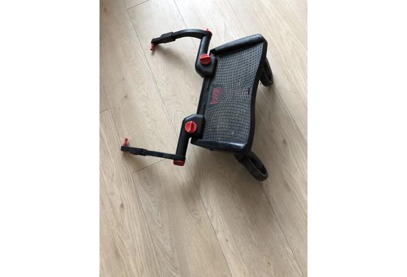 Buggy board mini zwart - buggy_board