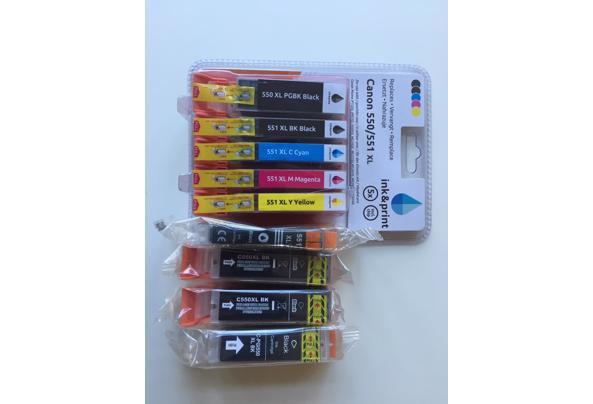 Inkt cartridges voor Canon Pixma 7200 serie - IMG_2095