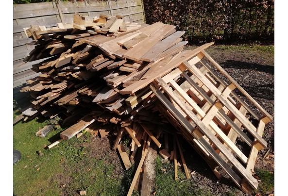 sloophout, brandhout ongeveer 1,5 - 2 m3 - foto-hout-