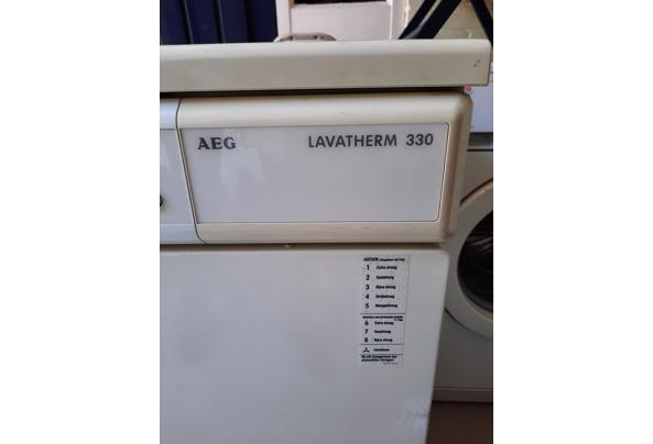 AEG wasdroger Lavatherm 330 - 20210427_155836