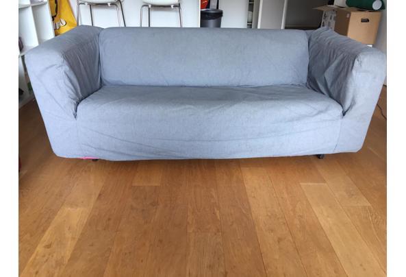 IKEA Bank met twee hoezen 177x86x67 - 0F25B1A1-D01E-490D-9B3D-729EC98D0607_637390016547881888.jpeg