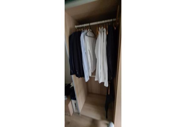 Ikea kledingkast zo goed als nieuw!  - 20210727_201149