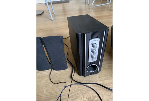 Ms-tech PC speakers - 7AE9C6D8-7F51-4587-B28B-700B7B9AAF8F.jpeg