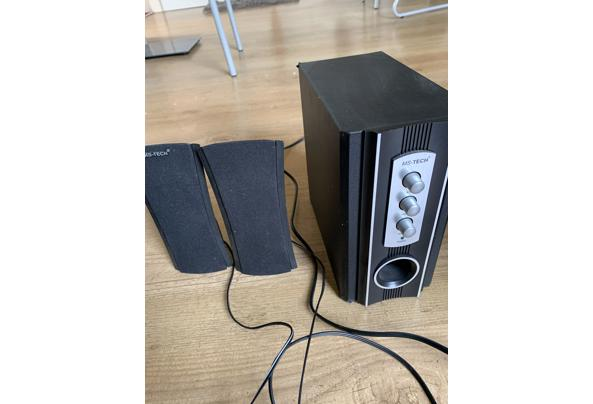 Ms-tech PC speakers - C0AD5814-C18A-41E8-AD49-40C2A67506A1.jpeg