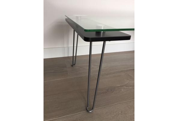Glazen salontafeltje IKEA - 8D3E6984-7AD1-4D1B-A295-FFF477955FDB.jpeg