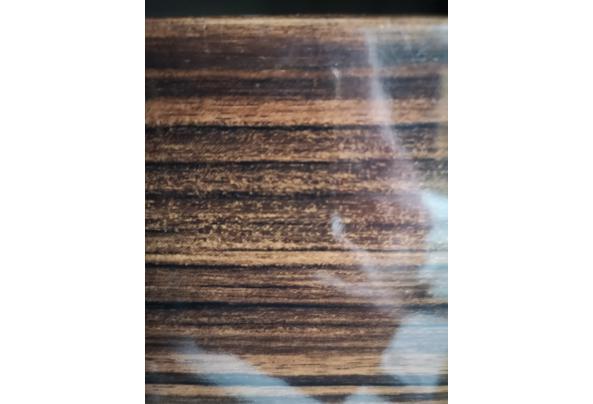 Zwart met donkerbruin IKEA Besta TV meubel - IMG_20210508_140533
