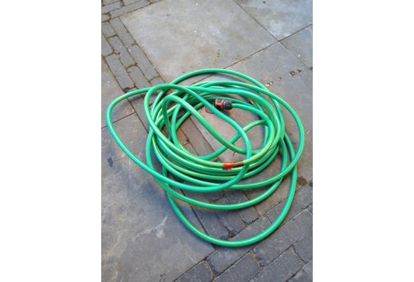 Tuinslang incl. Aansluitingsnippel groen 10 mtr - IMG_20210606_190250_051