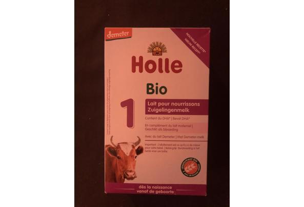 Holle zuigelingenmelk bio 1 - E473DC23-0456-47BD-A905-6120C298034A.jpeg