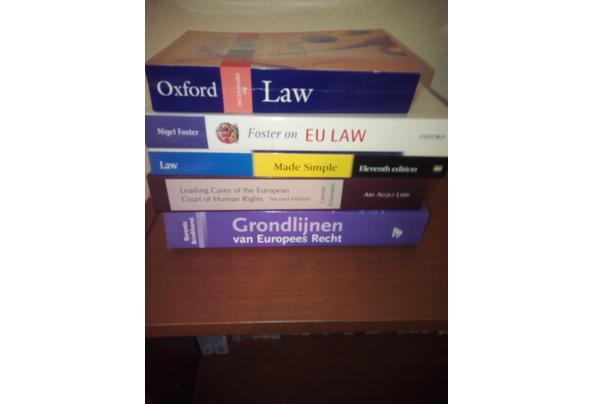studieboeken Europees en Engels recht - studieboeken-Europees-recht