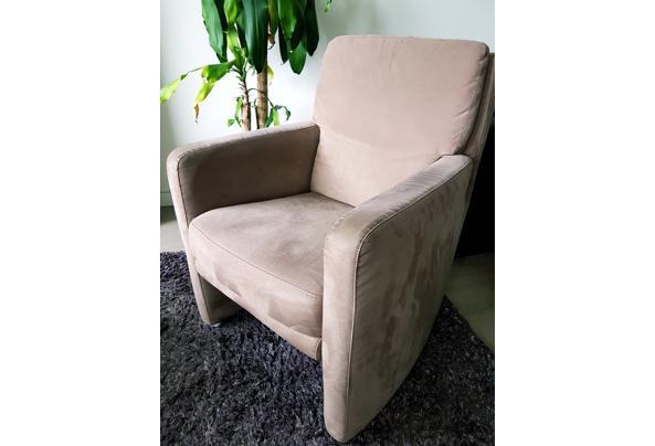 Zitstoel/Fauteuil. Comfortabele stoel, in goede staat. - 20210404_103520