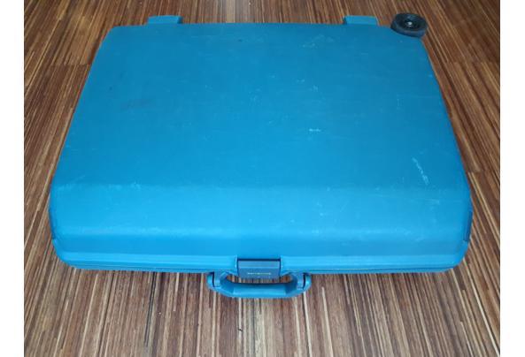Samsonite koffer tussenmaat donkergroen - 20210531_175055