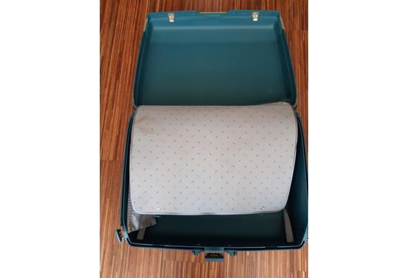 Samsonite koffer tussenmaat donkergroen - 20210531_175408