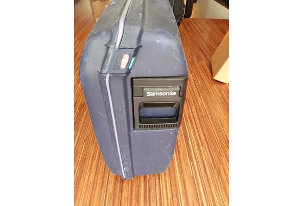 Samsonite koffer tussenmaat donkergroen - 20210531_175814