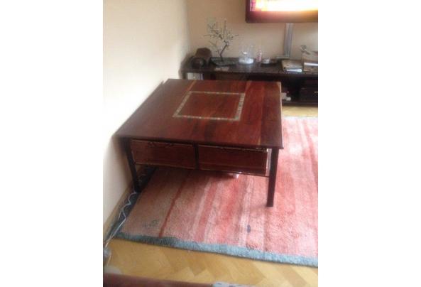 Mooie handgemaakte zimbabwaanse salontafel  - IMG_2573