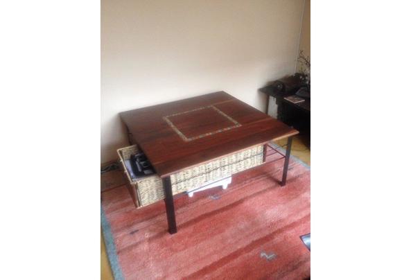 Mooie handgemaakte zimbabwaanse salontafel  - IMG_2574