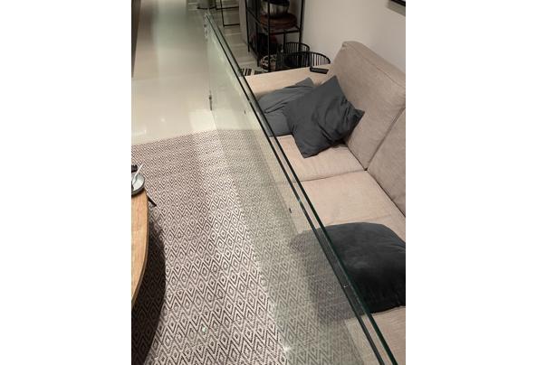 2 Glasplaten (2 glasdeuren) - 9B35B026-08AF-459B-9834-793C5F73801A