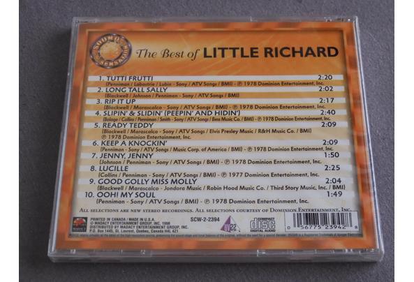 CD met muziek van Little Richard - DSCN0380_637581832730680926