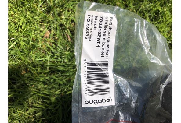 Buggaboo chameleon underseat basket - B8BC7C5E-0015-43E5-AD2C-9124FCDC9464