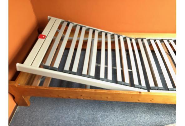 Grenen bed, 1,95 bij 90 breed. - IMG_8292