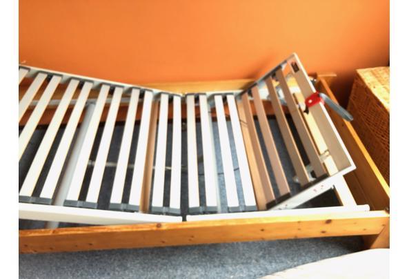 Grenen bed, 1,95 bij 90 breed. - IMG_8293