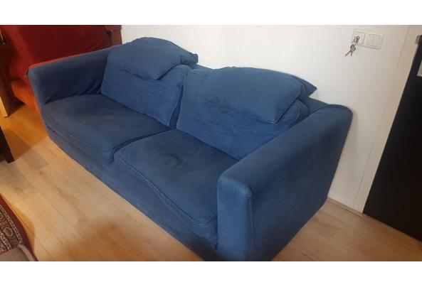 Linteloo 3-zits bank in blauwe kleur - 20200917_175657