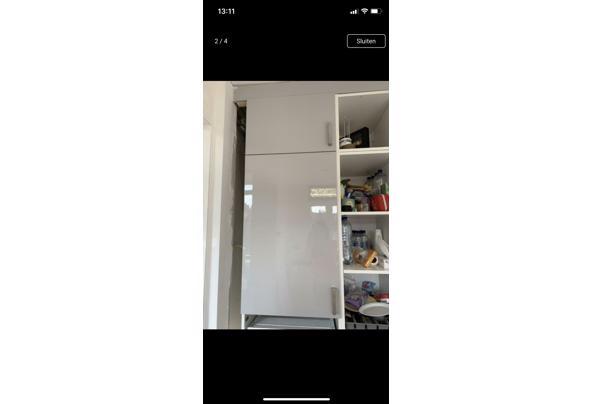 Keukenkast deurtjes Ikea Ringhult lichtgrijs - 487AE362-7546-4237-9AD7-8AB393BEA7D8