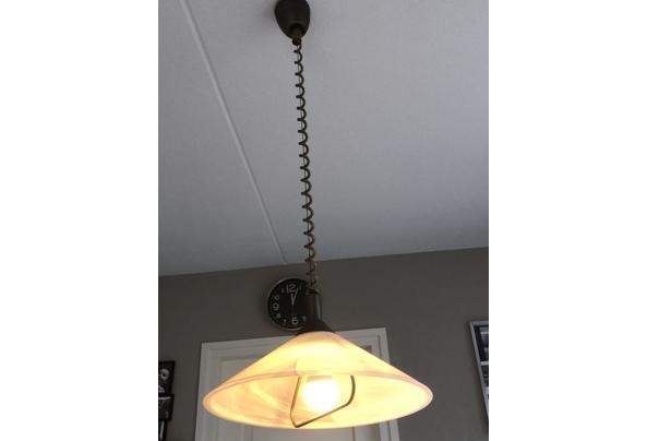 Hanglamp van opaal glas - 525F4EAA-BD15-4A94-8D7F-BECADAD71DCE